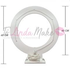Ring Light de Mesa 06 Soquetes 40cm de Diâmetro (16 Polegadas)