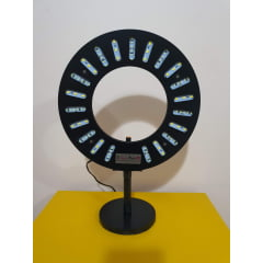 Ring Light 26 cm de diâmetro (10 polegadas) de Mesa